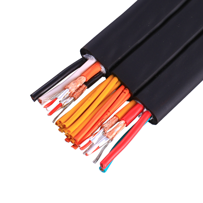 Elevator Travelling Cable : Elevator traveling cable manufacturer